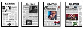 Comprar portadas de El País